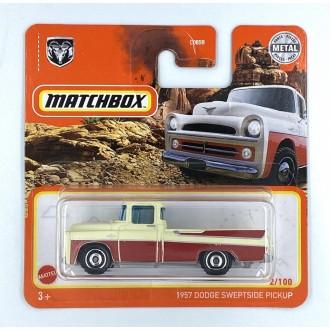 Matchbox 1:64 1957 Dodge Sweptside Pickup