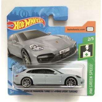 Hot Wheels 1:64 Porsche Panamera Turbo S E-Hybrid Sport Turismo Grey