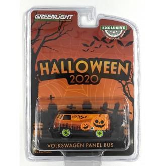 Greenlight 1:64 Hobby Exclusive - Volkswagen Type 2 Panel Van Halloween 2020