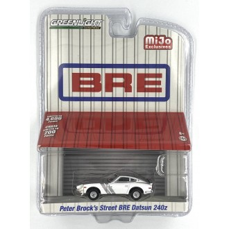 Greenlight 1:64 Hobby Exclusive - Bre Datsun 240Z Peter Brock's