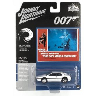Johnny Lightning 1:64 Pop Culture - Lotus Esprit S1 James Bond