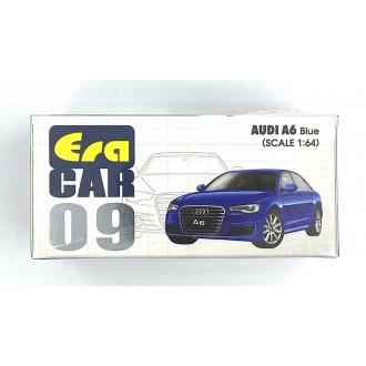 Era Car 1:64 2009 Audi A6 Blue