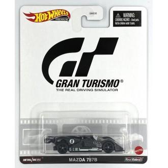 Hot Wheels 1:64 Retro Entertainment - Mazda 787B Gran Turismo