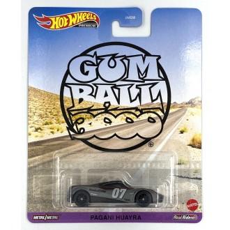 Hot Wheels 1:64 Retro Entertainment - Pagani Huayra Gum Ball 3000