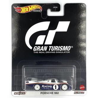 Hot Wheels 1:64 Retro Entertainment - Porsche 962 Gran Turismo