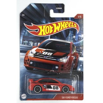 Hot Wheels 1:64 Automotive Themed - 2008 Ford Focus