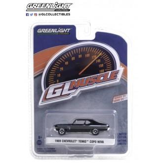 Greenlight 1:64 GL Muscle - 1969 Chevrolet Yenko Copo Nova