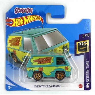 Hot Wheels 1:64 The Mystery Machine