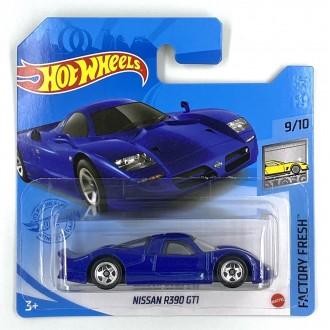 Hot Wheels 1:64 Nissan R390 GTi