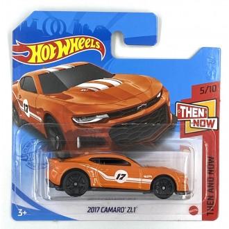 Hot Wheels 1:64  2017 Camaro ZL1 Orange