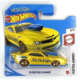 Hot Wheels 1:64 2010 Pro Stock Camaro