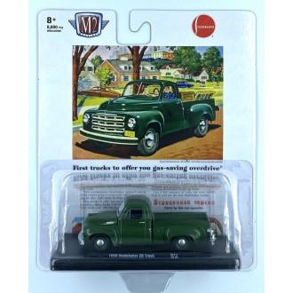 M2 Machines 1:64 1950 Studebaker 2R Truck