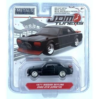 Jada 1:64 JDM Tuners - 1971 Nissan Skyline 2000 GTR
