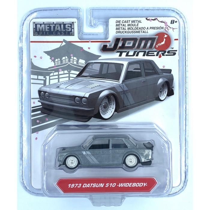 Jada 1:64 JDM Tuners - 1973 Datsun 510 Widebody