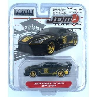 Jada 1:64 JDM Tuners - 2009 Nissan GT-R R35 Ben Sopra