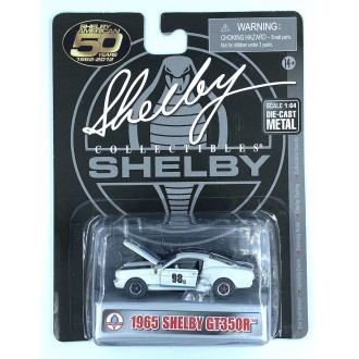 Shelby 1:64 1965 Ford Mustang Shelby GT350R