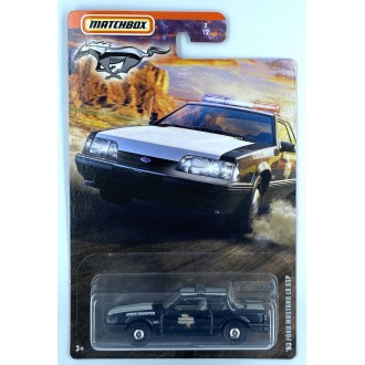 Matchbox 1:64 Mustang Series - 1993 Ford Mustang LX SSP