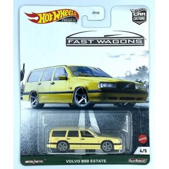 Hot Wheels 1:64 Fast Wagons - Volvo 850 Estate