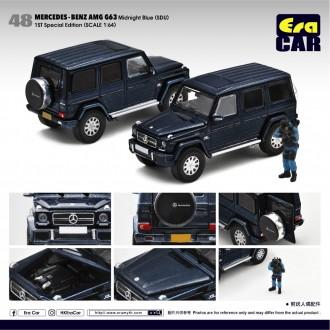 Era Car 1:64 Mercedes-Benz AMG G63 Midnighte Blue