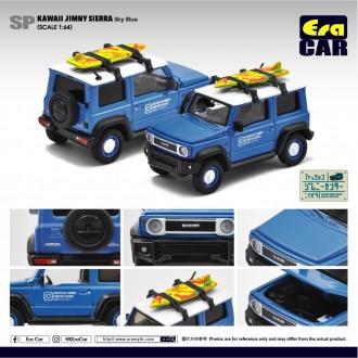 Era 1:64 2020 Suzuki Jimmy Sierra Kawaii Sky Blue