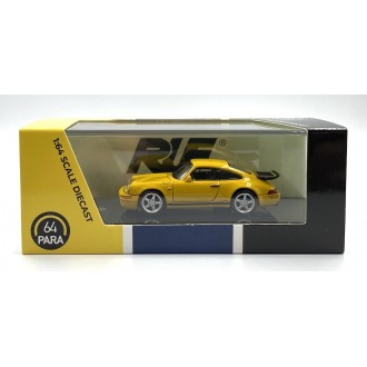 Para64 1:64 Porsche RUF Automobile Yellowbird Yellow LHD