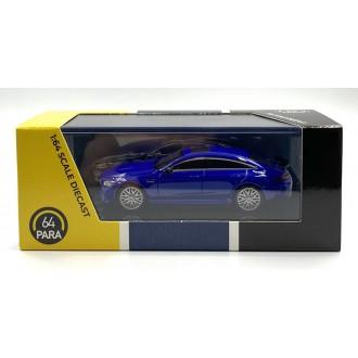 Para64 1:64 2019 Mercedes-Benz AMG GT63 S Metallic Blue LHD