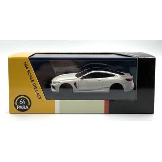 Para64 1:64 BMW M8 Coupe White LHD