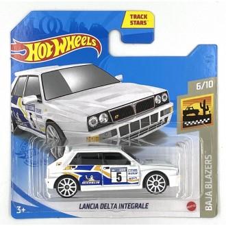 Hot Wheels 1:64 Lancia Delta Integrale