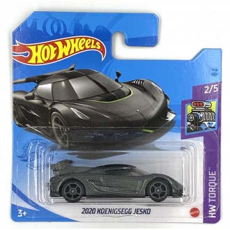Hot Wheels 1:64 2020 Koenigsegg Jesko Dk Grey