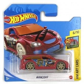 Hot Wheels 1:64 Audacious