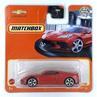 Matchbox 1:64 2020 Chevrolet Corvette C8