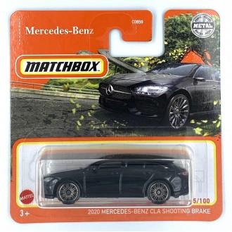Matchbox 1:64 2020 Mercedes-Benz CLA Shooting Brake