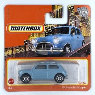 Matchbox 1:64 1964 Austin Mini Cooper