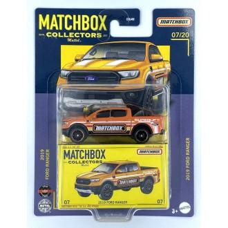 Matchbox 1:64 Superfast - 2019 Ford Ranger Pick-up