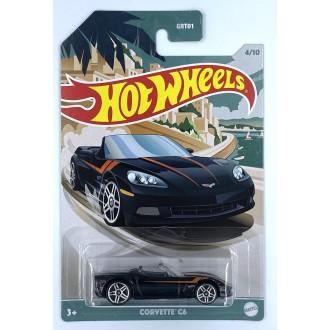 Hot Wheels 1:64 Premium Series - Corvette C6