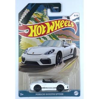 Hot Wheels 1:64 Premium Series - Porsche Boxster Spyder