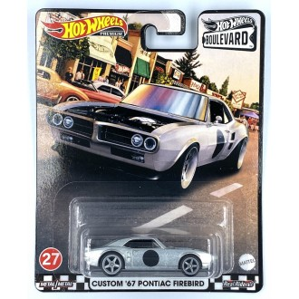 Hot Wheels 1:64 Boulevard - Custom 1967 Pontiac Firebird