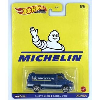 Hot Wheels 1:64 Pop Culture - Speed Shop Garage - Custom GMC Panel Van Michelin