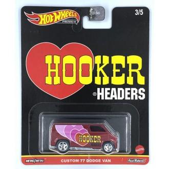 Hot Wheels 1:64 Pop Culture - Speed Shop Garage - Custom 1977 Dodge Van Hooker