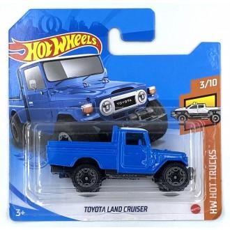 Hot Wheels 1:64 Toyota Land Cruiser