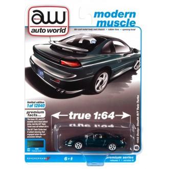 Auto World 1:64 - 1992 Dodge Stealth R/T Twin Turbo Emerald Green