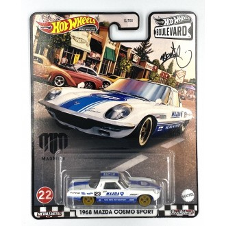 Hot Wheels 1:64 Boulevard - 1968 Mazda Cosmo Sport