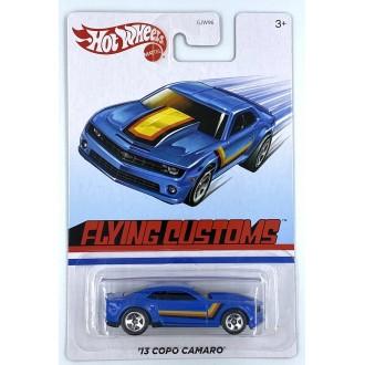 Hot Wheels 1:64 Flying Customs - 2013 Chevrolet Copo Camaro