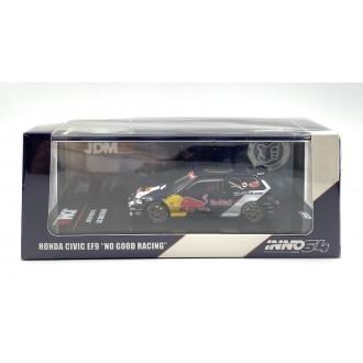 Inno64 1:64 Honda Civic EF9 No Good Racing Red Bull