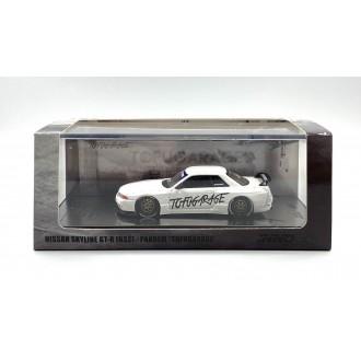 Inno64 1:64 1992 Nissan Skyline GT-R R32 Pandem Tofugarage Limited