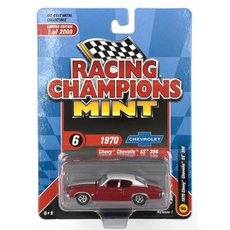 Racing Champions 1:64 1970 Chevelle SS 396 Cranberry Red