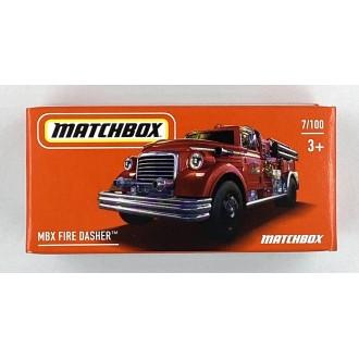 Matchbox 1:64 Power Grab - MBX Fire Dascher