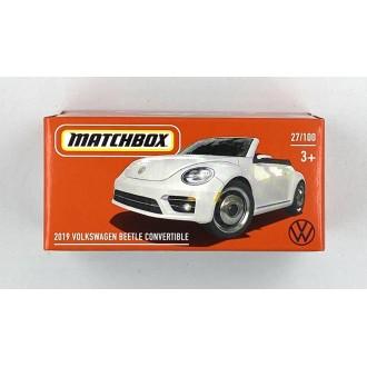 Matchbox 1:64 Power Grab - 2018 Volkswagen Beetle Convertible