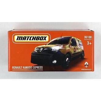 Matchbox 1:64 Power Grab - Renault Kangoo Express