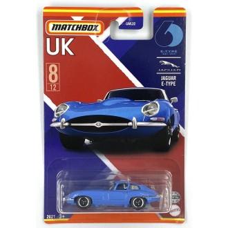 Matchbox 1:64 Best of UK - Jaguar E-Type